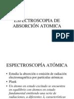 Abs. Atómica