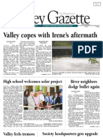 The Valley Gazette - 9.1.11
