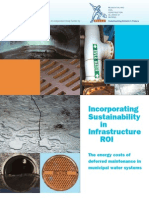 Canada Infrast Sustainability Report