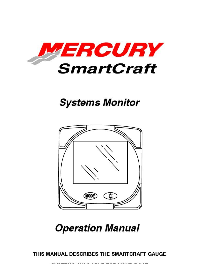 Mercury smartcraft sc1000 compatibility