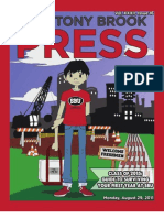 The Stony Brook Press - Volume 32, Issue 16