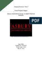 Module Final Paper Final Edits