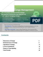 Soft Side of Change Management