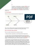 The Fishbone Method