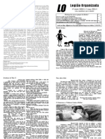 Trigésima Primeira Edição do Jornal da LO