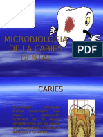 Microbiologia Caries Dental1