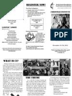 CI- Brochure