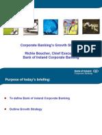 Boucher Corporate Strategy