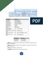 Notas de Excel