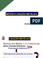 LIGAÇÃO METÁLICA-2004