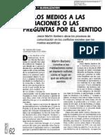 08. Cultura y Globalización. De los medios a las mediaciones... Ortíz Crespo Quinche