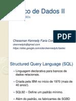 Cap 01 SQL Sgbds