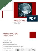 Aula Mieloma Multiplo (MM)