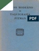 Curso Moderno de Taquigrafia Pitman