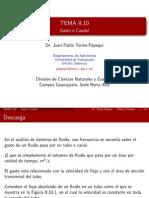 Tema_2.10-Gasto_o_Caudal