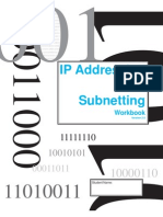 IP Addressing and Sub Netting Workbook Student Version v2 0