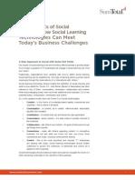 The 7 Cs of Social Learning