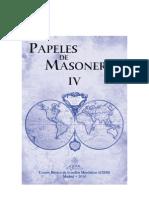 Papeles de Masoneria.2010.Pres