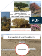 Sustainable AgroForestry in Degraded Drylands