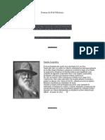 Poemas de Walt Whitman