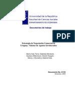 economia uruguaya