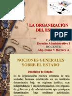 La Organización del Estado