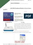 Bsnl Broadband Wify Setup