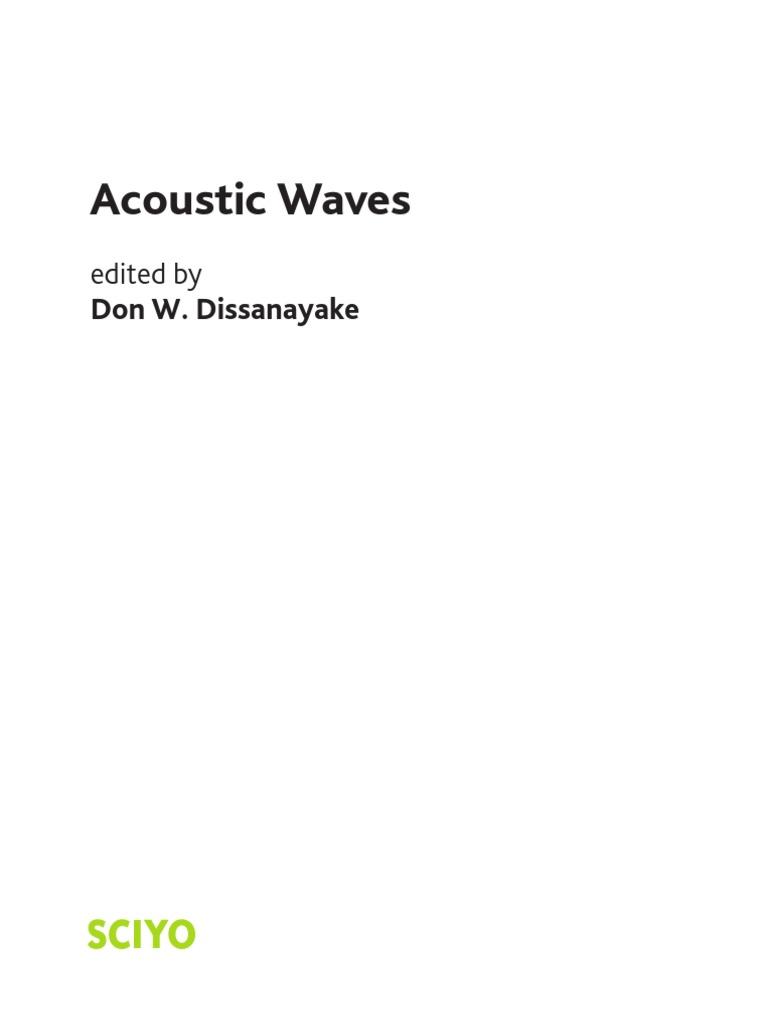 9b458c1e9a Acoustic Waves