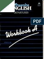 Oxford - Streamline English - 1 - Departures - Workbook A