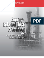 Energy Best Practices Chemical Industry Source Book