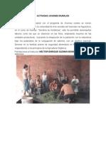 Programa Complement a Rio Huertas Caseras