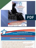 Congreso Cuba 2012