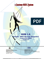 ICES 1 5 Customs - DGFT Message Formats Version 1 9 (21 07 08)