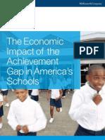 Achievement Gap Report USA