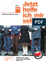 Faltblatt zu Blockaden