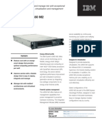 IBM x3650 M2 Server Data Sheet