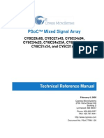 Psoc Tm Technical Reference Manual Trm 10