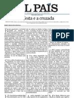 A festa e a cruzada de Mário Vargas Llosa