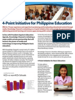 4 Point Initiative