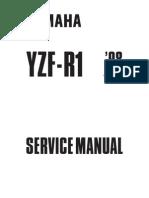 Yamaha YZF-R1 1998 Service Manual 4XV1-AE1