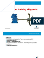 Wartsila Propulsion Training Shipyards
