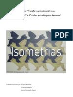 trabalho isometrias