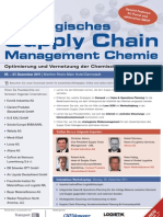 Supply Chain Management Chemische Industrie 2011