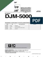 Pioneer Dj Mixer Djm-5000