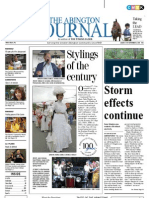 The Abington Journal 08-31-2011