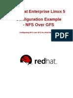 Red Hat Enterprise Linux-5-Configuration Example - NFS Over GFS-En-US