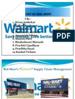 Case Study on Wal-mart