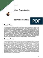 SERVICIOS Y TARIFAS