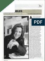 Valerie en Qué Leer. Bestiario Editorial. Septiembre 2011