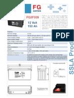 Datasheet FG2F009